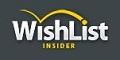 WishList Insider Coupon Codes