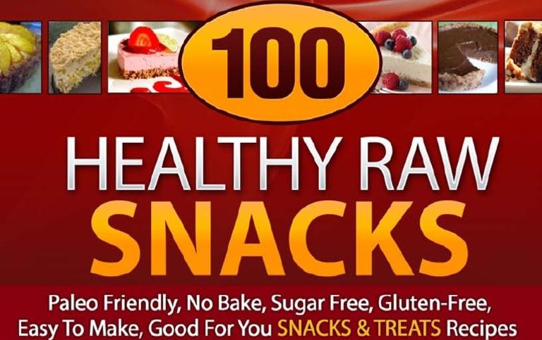 100HealthyRawSnacks.com Coupons